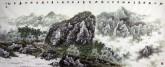 【询价】王来胜(娄东画派第八代传人) 国画山水画 精品小六尺1