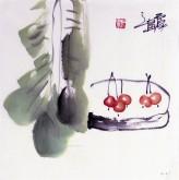 石泉 国画花鸟画小品 小尺寸斗方4-29