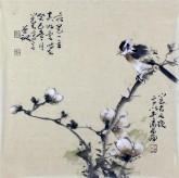 李大庆(中国美协会员)国画花鸟画 精品小尺寸小品7