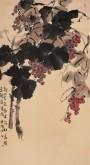 【询价】肖映梅(中国美协)国画花鸟画 六尺竖幅 《明珠如缀》