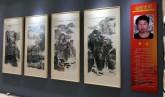 李尤(北京美协)国画山水画 四尺竖幅《幽谷流泉》